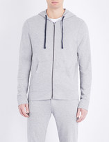 James Perse Vintage cotton-jersey hoody