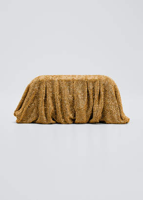 Benedetta Bruzziches Venere Big Golden Hour Clutch Bag