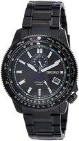 Seiko Women's SSA007 GMT Tachymeter Dial Watch