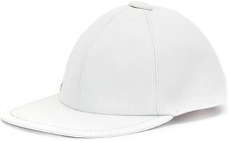 Hermes Flat Peak Baseball Cap