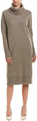 Raffi Wool & Yak-Blend Sweaterdress