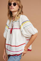 Carolina K. Rockaway Peasant Top