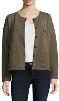 Current/Elliott The Workwear Cotton Jacket