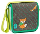 Lassig Mini Messenger Bag in Brown