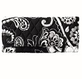 Vera Bradley Trifold Wallet ( with Black Interiors)