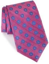 Nordstrom Men's 'Kaleidoscope Neat' Geometric Silk Tie
