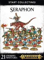 Games Workshop Warhammer Start Collecting! Seraphon Model Kit