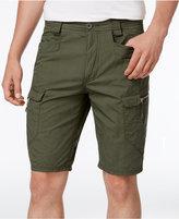 Armani Exchange Men's Zip Cargo Shorts