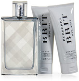 Burberry Splash For Men 3-Piece Fragrance Set