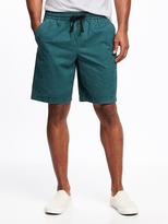 "Old Navy Twill Drawstring Shorts for Men (9"")"