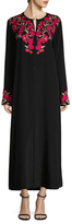 Temperley London Embroidery Shift Dress