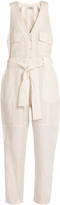Rachel Comey First Mate's Suit silk-blend jumpsuit