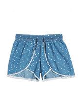 Bob Der Bar Girls 2-6x Girls Polka Dot Shorts