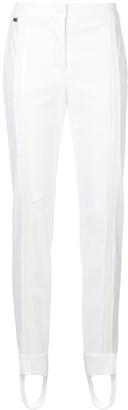 Fendi straight-leg track pants