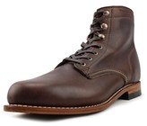 Wolverine 1000 Mile Round Toe Leather Work Boot.