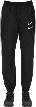 Nike Nsw Swoosh Woven Nylon Pants