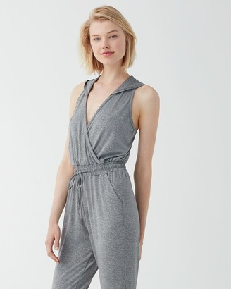 Splendid Active Studio Jumpsuit Marled