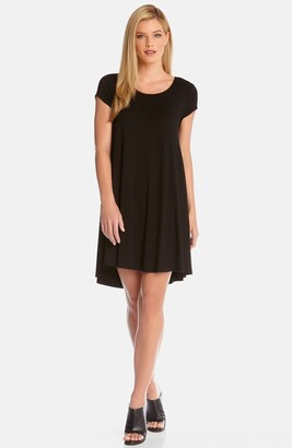 Karen Kane 'Maggie' Cap Sleeve Trapeze Dress