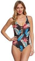 Athena Avant Tropics Vanessa One Piece Swimsuit 8149110