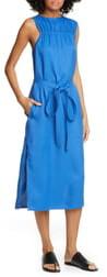Helmut Lang Sleeveless Woven Dress