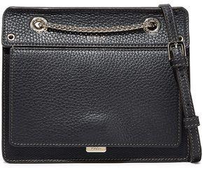 Furla Like Mini Pebbled-leather Shoulder Bag
