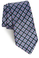 Ted Baker Men's Floral Silk Tie