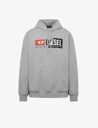 Diesel S-Girk cotton-jersey hoody