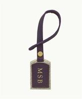 GiGi New York Personalized Bag Tags Saffron