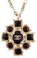 Chanel CC Pendant Necklace