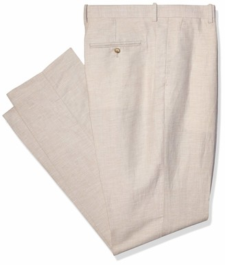 Perry Ellis Men's Big-Tall Suit Pant