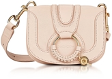 See by Chloe Hana Powder Leather Small Crossbody Bag