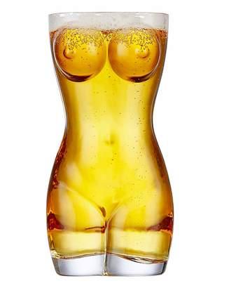 Marisota Novelty Lady Pint Glass