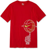 Nike Spinning Ball Graphic Tee- Boys 8-20