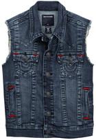 True Religion Jimmy Denim Vest (Big Boys)