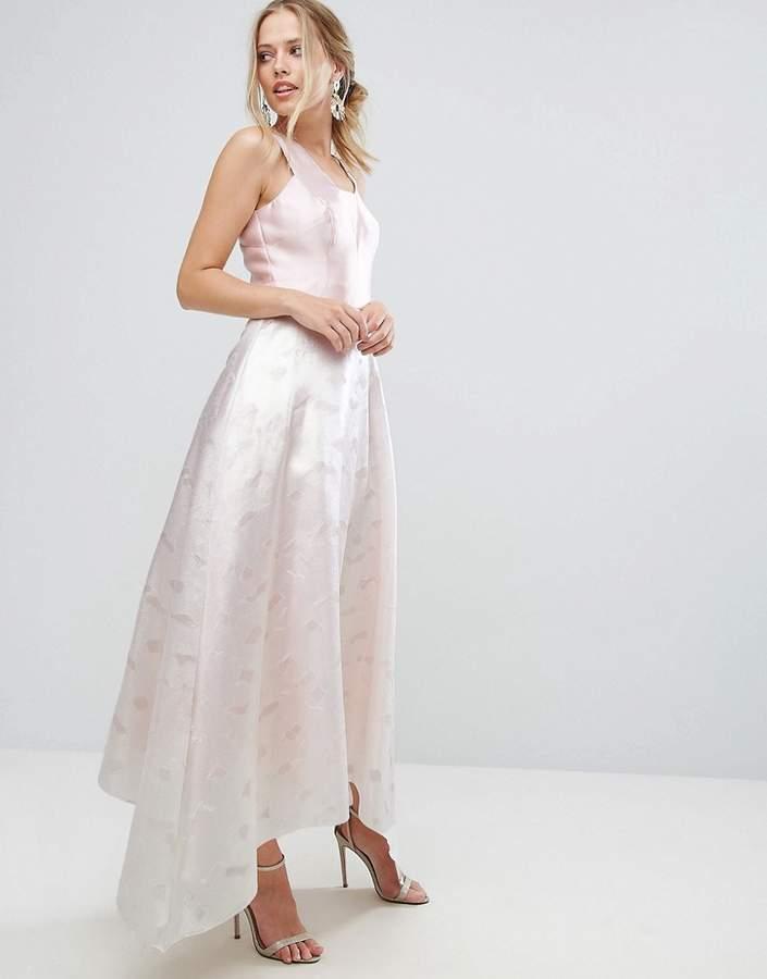 Coast Pearl Metallic Full Dress