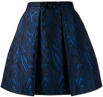 Kenzo full shaped mini skirt