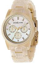 Horn-Bracelet Watch