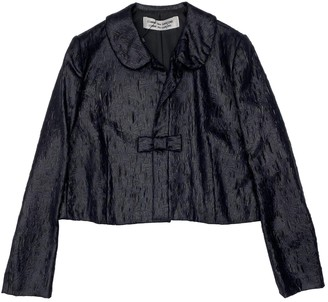 Comme des Garcons Purple Synthetic Jackets