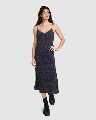 Ksubi Arkanum Slip Maxi Dress