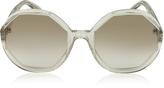 Marc Jacobs MJ 584/S Honey Octagon Women's Sunglasses