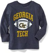 Old Navy College-Team Tee for Toddler Boys