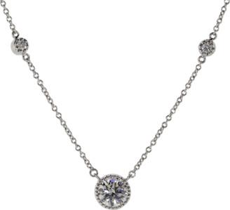 Kwiat Classic Collection Diamond Pendant Necklace