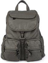 UTO Women PU Leather Backpack Purse Ladies Shoulder Bag