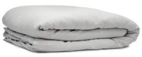 Jennifer Adams Home Jennifer Adams Linen California King Duvet Cover Bedding