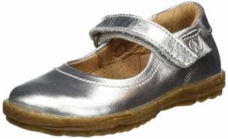 Naturino Girls BAIA Ankle Strap Ballet Flats