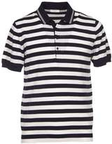 Paolo Pecora Striped Polo Shirt