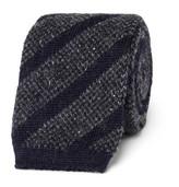 Altea - 6cm Knitted Wool-blend Tie