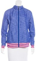 The North Face Long Sleeve Track Jacket
