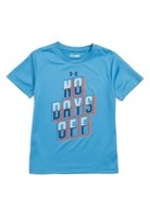 Under Armour Toddler Boy's No Days Off T-Shirt