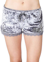 PJ Salvage Lace-Trimmed Shorts